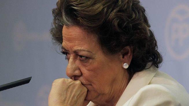 Barberá reconoce su reunión con Urdangarin para las jornadas ' Valencia Summit'