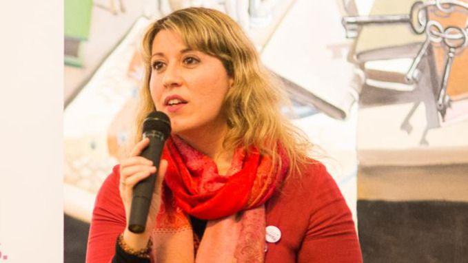 Carmen Santos se hace con el liderazgo de Podemos Galicia al vencer a la candidata oficialista
