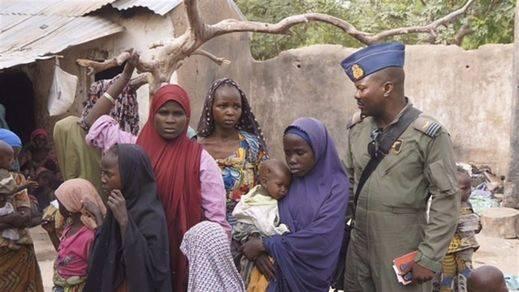 Unicef denuncia el drástico aumento de niños utilizados en ataques suicidas en Nigeria