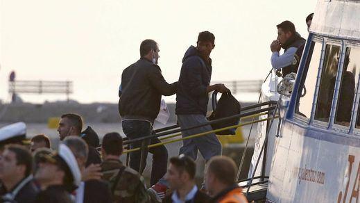 La UE ha reubicado a 1.145 refugiados de los 160.000 comprometidos