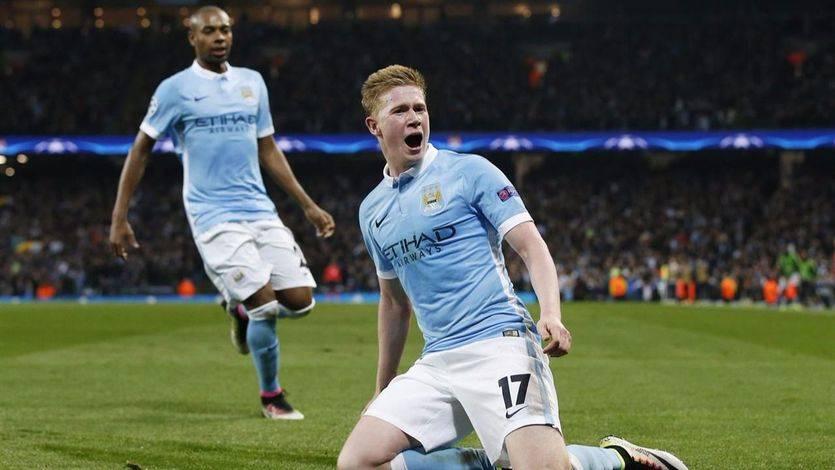 El Manchester City alcanza sus primeras semifinales de Champions tras derrotar 1-0 al PSG