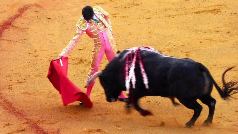 López Simón intenta torear en redondo