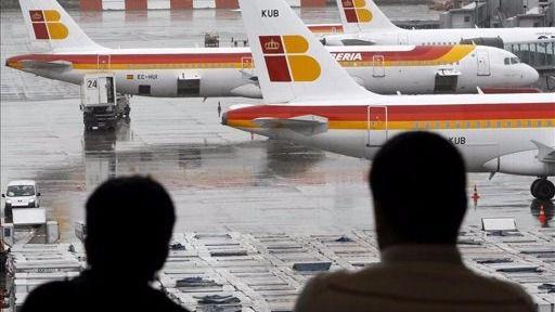 Iberia transporta en marzo más de 1,6 millones de pasajeros en el aeropuerto de Madrid