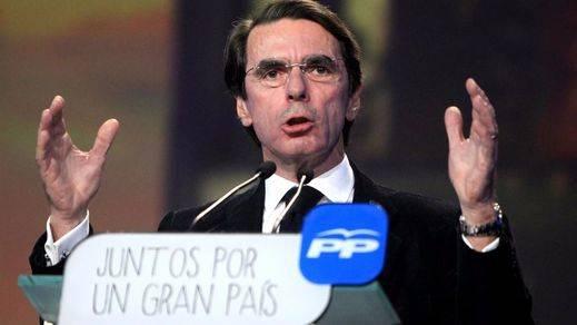 El PP, sobre la supuesta 'pillada' de Hacienda a Aznar: