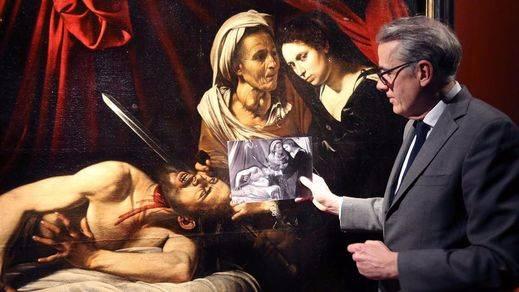 De una gotera, a un Caravaggio valorado en 120 millones de euros