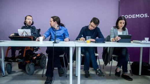 Podemos arranca su consulta interna haciendo campaña por el 'no' al pacto PSOE-Ciudadanos