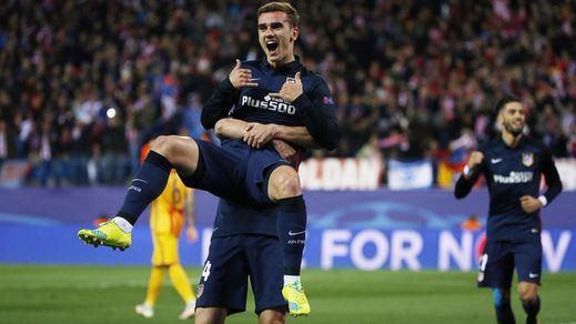 Justicia divina... o atlética: el Barça se queda sin 'su' Champions (2-0)