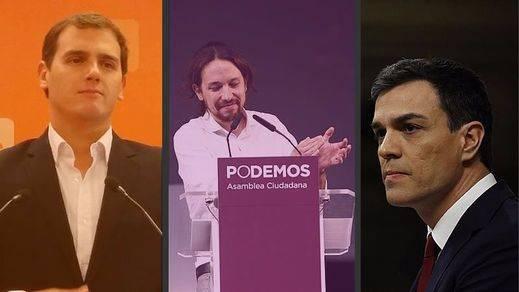 Las teorías que sustentan las posibilidades de un acuerdo de última hora PSOE-Podemos