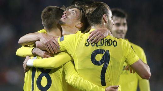 Sevilla y Villarreal completan la fiesta del fútbol español en Europa
