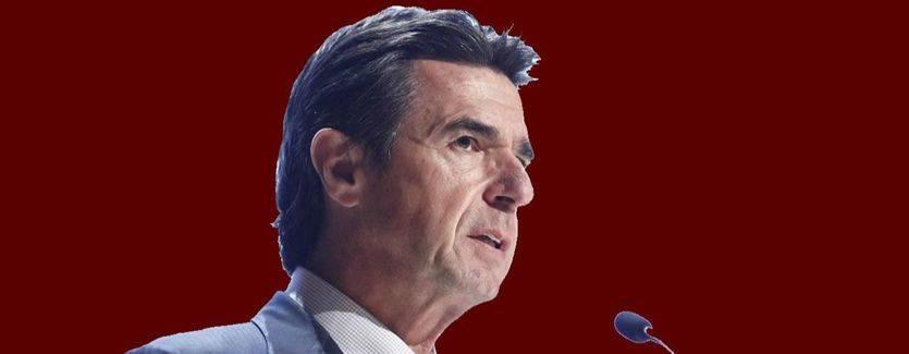 Soria 'dimite': renuncia a sus funciones como ministro de Industria