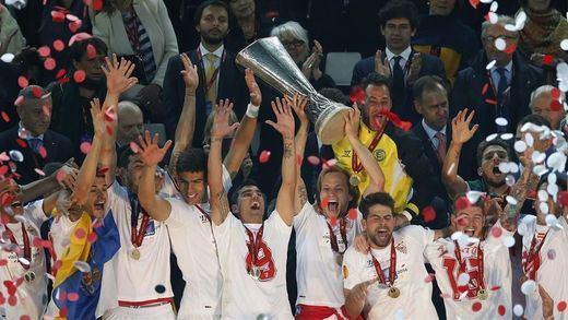 Sorteo de la Europa League: Villarreal-Liverpool y Shakhtar Donetsk-Sevilla, duelos de semifinales