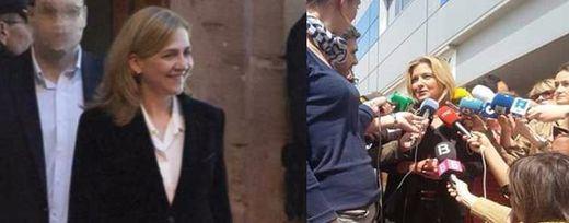 Manos Limpias trató de extorsionar a la Casa Real: exigió 3 millones a cambio de 'salvar' a la infanta Cristina