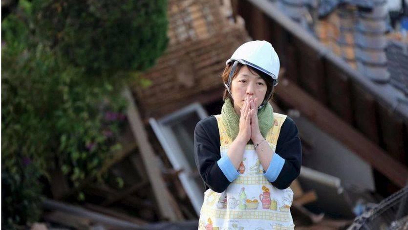 Al menos 27 muertos y más de 1.600 heridos tras un segundo terremoto en Japón
