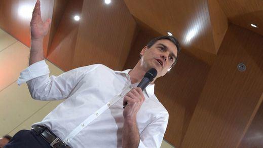 Sánchez enseña a Rajoy