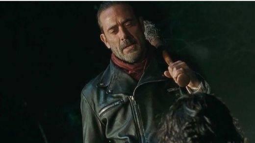 'The Walking Dead': el vídeo que muestra a quién ha matado Negan (spoiler)