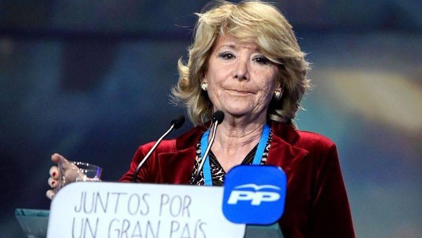 Aceptada la querella que presentó Aguirre contra el 'abecedario' corrupto de Sánchez