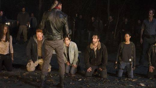 'The Walking Dead': todos mienten, porque los actores sí saben a quién mató Negan