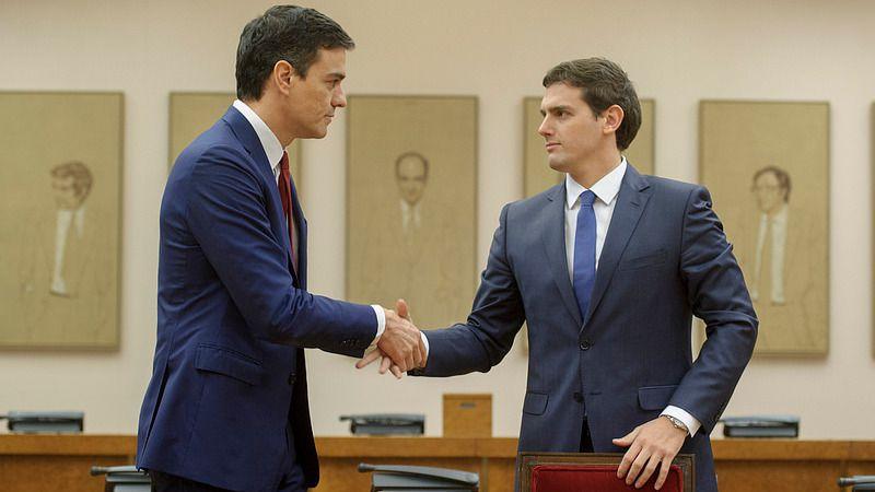 Ciudadanos buscará distanciarse del PSOE sin escenificar una ruptura