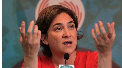 Ada Colau impide que los partidos de España en la Eurocopa se vean en pantallas gigantes en Barcelona