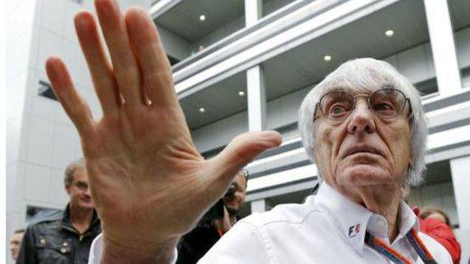Otra (más) de machismo de Ecclestone: 'Las mujeres no deberían ser tomadas en serio en la Fórmula 1'