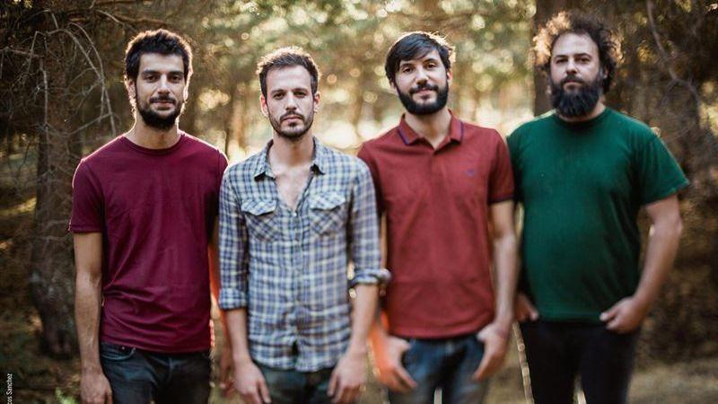 Toundra buscan confirmarse como una de las grandes bandas del rock patrio