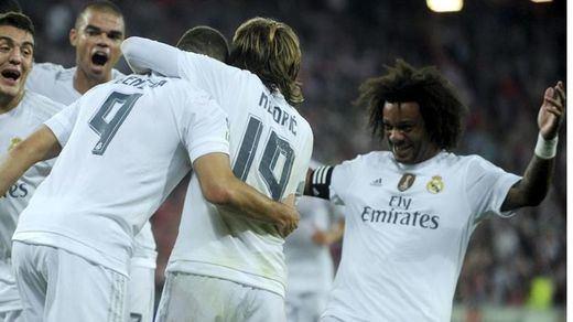 El Madrid tampoco falla y hunde a un submarino que no dio la talla (3-0)
