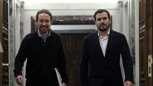 Los pros y contras del posible acuerdo electoral Podemos-IU