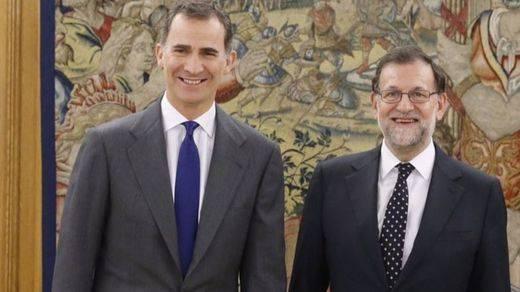 Rajoy volverá a rendirse ante el Rey: no puede ser investido