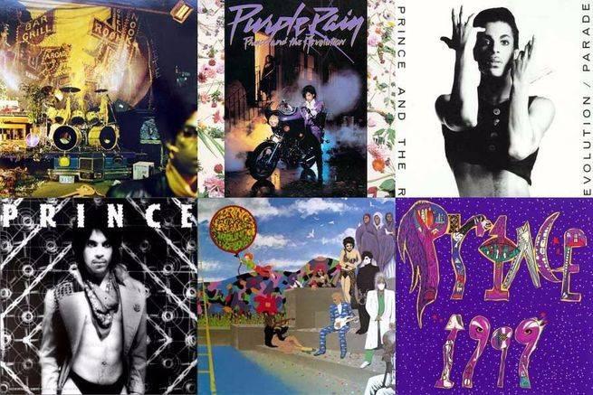 Los 10 mejores discos de Prince
