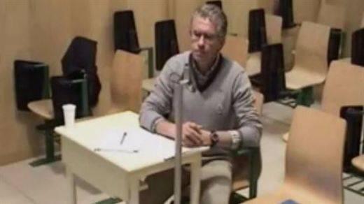 Granados denuncia una persecución política: