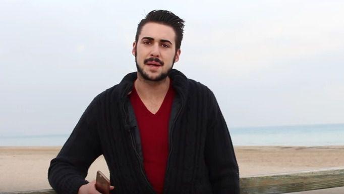 Youtuber Álvaro Reyes