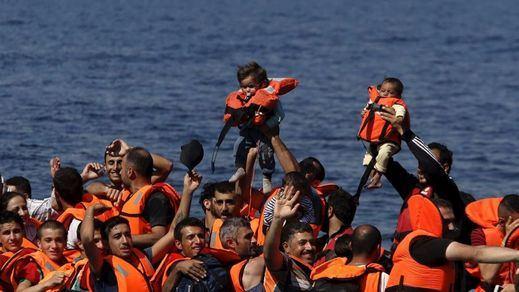 El pacto UE-Turquía ya no disuade: 150 refugiados vuelven a jugarse la vida cada día para llegar a Grecia