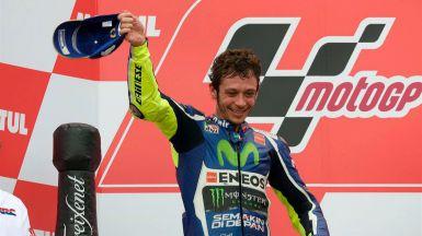 El 'Doctor' Rossi reconquista Jerez con un dominio aplastante