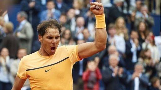 Nadal gana a Nishikori y suma su noveno Godó tres años después
