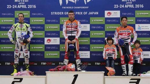 Trial: el campeonato del mundo habla español, con Bou y Raga al frente de la clasificación