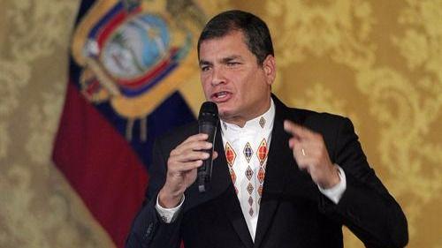 Rafael Correa podría volver a optar a la reelección gracias a una enmienda constitucional