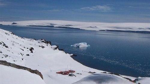 El océano marino anticipa el futuro cambio climático
