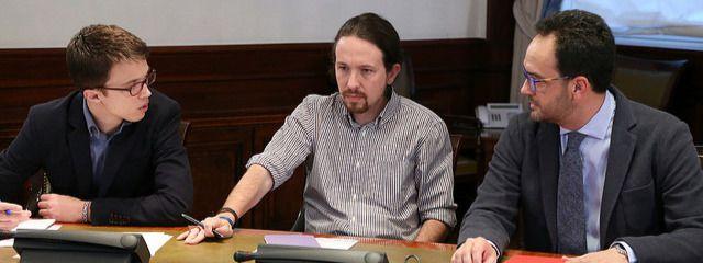 Sorprendente anuncio de última hora de Compromís para intentar sellar un acuerdo PSOE-Podemos
