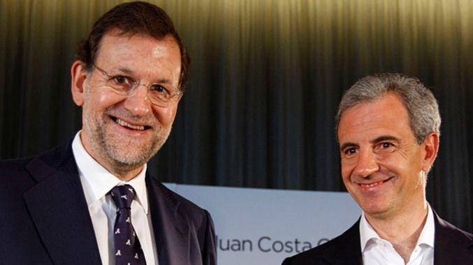 La antigua cúpula del PP valenciano implica directamente a Rajoy y Cospedal por 'financiación ilegal' de las campañas