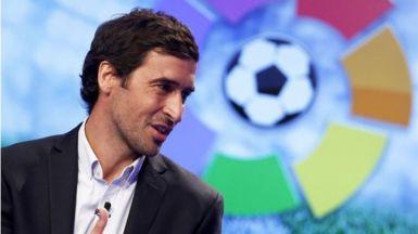 Ra�l profetiza que Bale y Neymar ser�n los sucesores de Cristiano y Messi