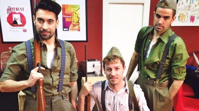 'Goodbye España': un musical desde Londres con amor y homenaje a los luchadores de la libertad