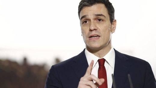 Sánchez pide un cheque en blanco de 2 años a Podemos y Ciudadanos para gobernar en solitario