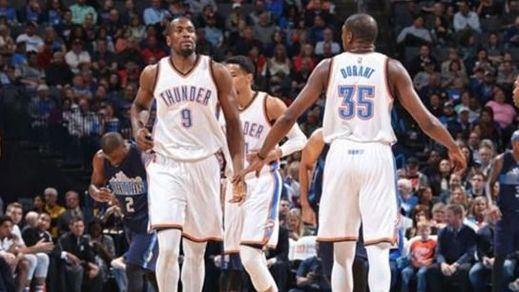 Ibaka se acerca al anillo de campeón de la NBA: sus Thunders, semifinalistas del Oeste