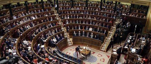 Calculadora parlamentaria: faltarían 3 diputados y todos miran al PNV