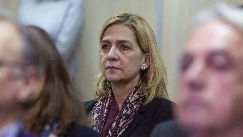¿Se disolverá Manos Limpias dentro de una estrategia para 'salvar' a la infanta Cristina?