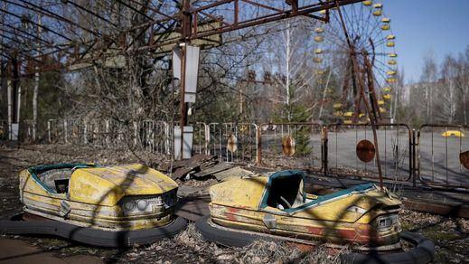 La catástrofe de Chernóbil, 30 años después