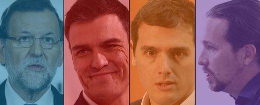 >> A las urnas por la lucha de poder entre los líderes políticos