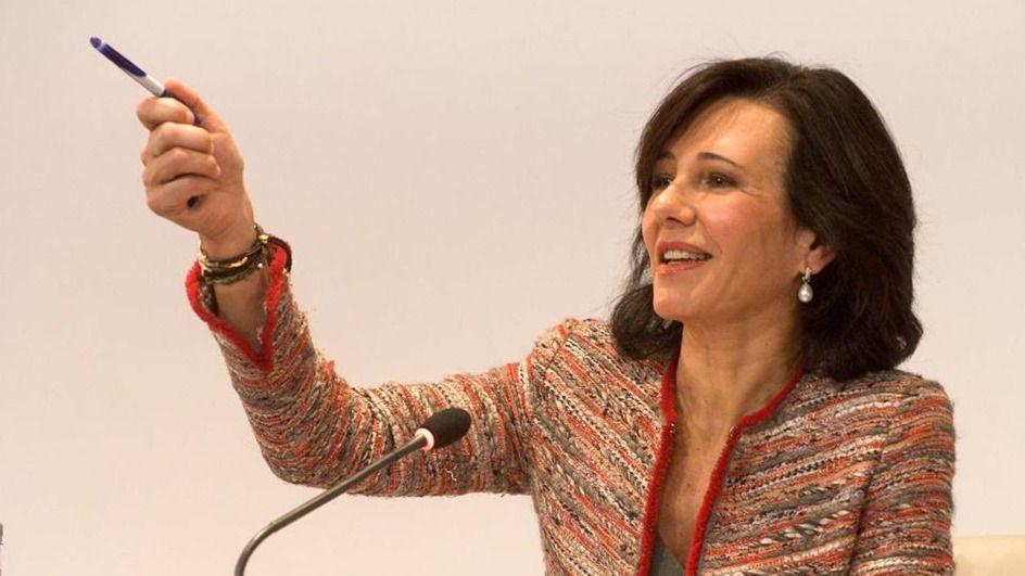 El Santander vuelve a repetir beneficios hasta marzo con una leve caída por el tipo de cambio