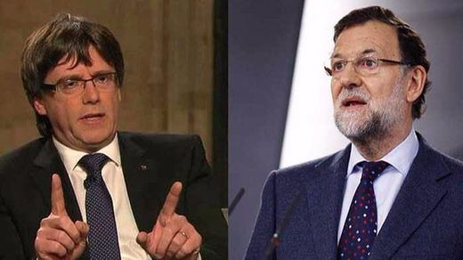 Rajoy y Puigdemont cierran un acuerdo para 'regatear' al Constitucional