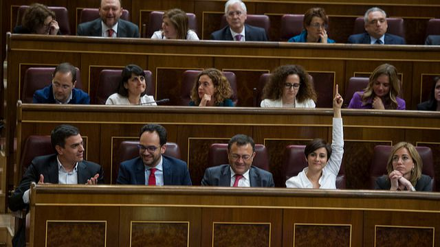 El debate sobre las reformas laborales lleva la precampaña al Pleno del Congreso